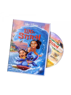 DVD Lilo & Stitch Disney