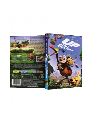 DVD UP Altas Aventuras Disney
